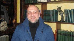 Zakhar Prilepin