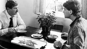 Jimmy Ellis and Kenneth Branagh