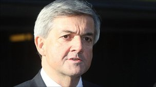 Chris Huhne responds to the charges