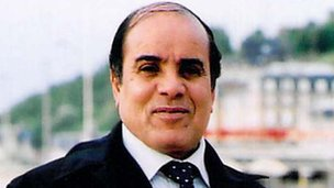 Omar Brebesh (Photo Courtesy of Brebesh Family)