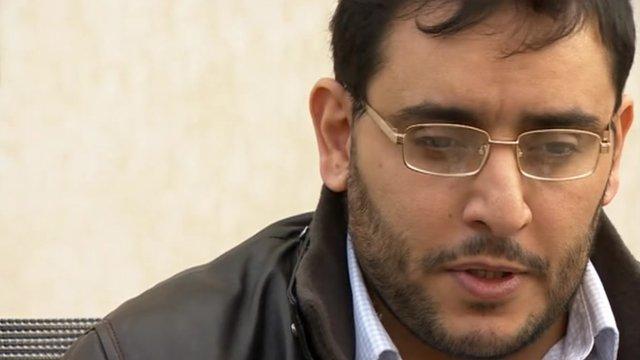 Bashir Brebesh, Son of former ambassador Omar Brebesh