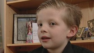 """Oxford six-year-old plays chess in adult tournament"""