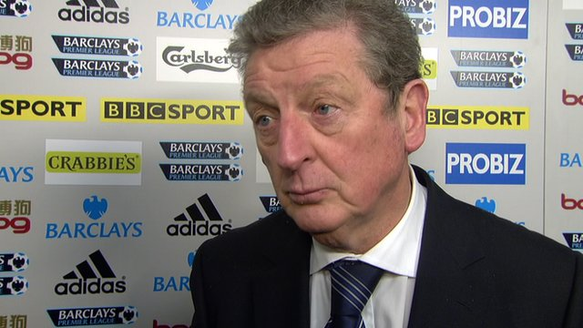 West Brom manager Roy Hodgson