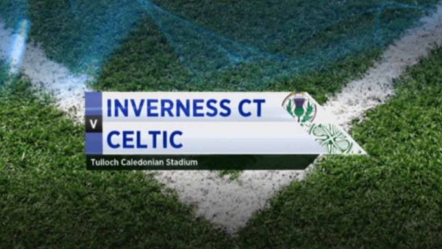 Inverness CT v Cetlic