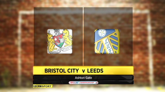 Highlights - Bristol City 3-0 Leeds