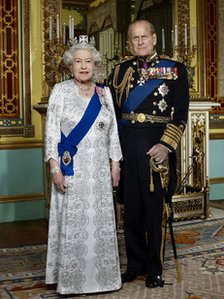 The Queen and the Duke of Edinburgh (Copyright: John Swannell/Royal Household/Camera Press)