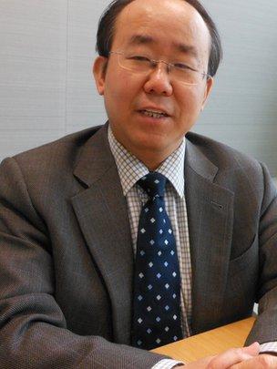 Charles Wang, chief executive of the Hong Kong arm of E Fund