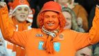Blackpool supporter