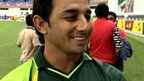 Pakistan's Saeed Ajmal