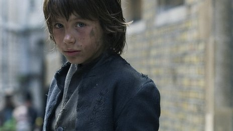 William Miller as Oliver