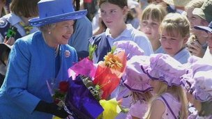 Queen Elizabeth II in Australia