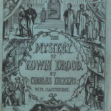 A first edition of The Mystery of Edwin Drood