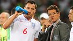 John Terry and Fabio Capello
