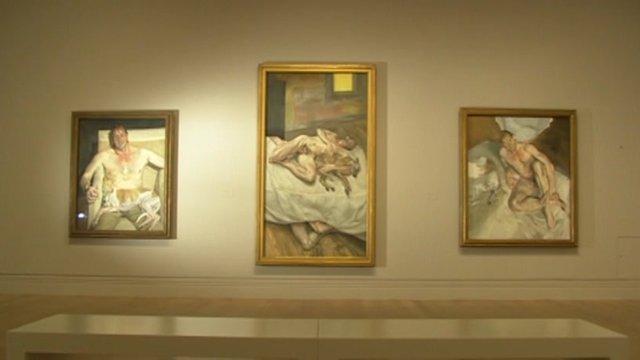 Works of Lucien Freud