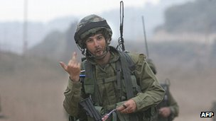 Givin' 'Em the Bird: A Brief History of the Middle Finger _58338171_israel