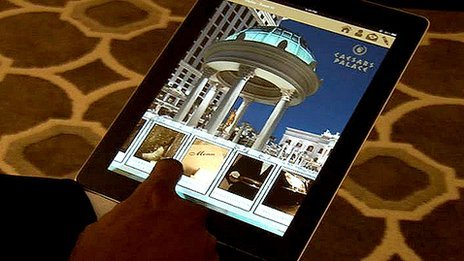Caesar&#039;s Palace app