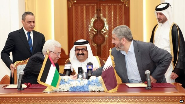 Deal signed in Doha