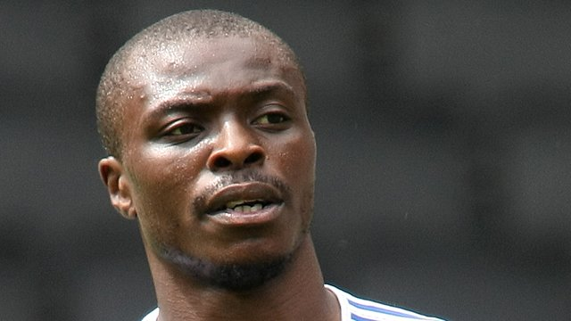 Peterborough United defender Gabby Zakuani