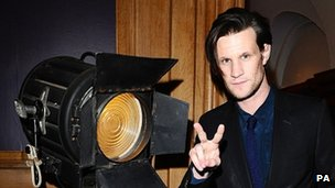 Matt Smith arrives for the London Evening Standard British Film Awards 