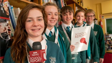 School Reporters