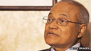 Ex-president Gayoom