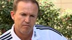England coach - Andy Flower