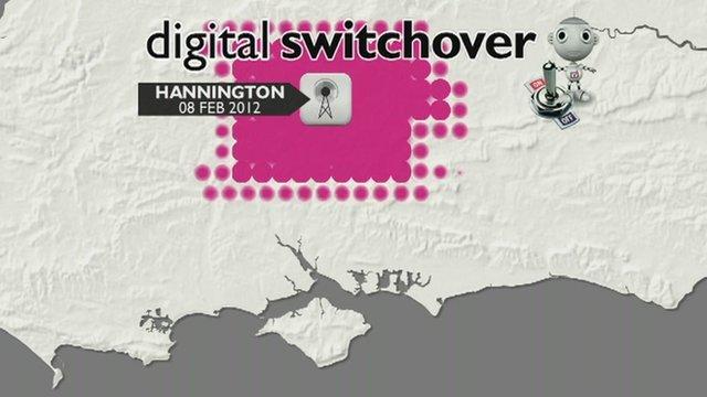 Digital switchover