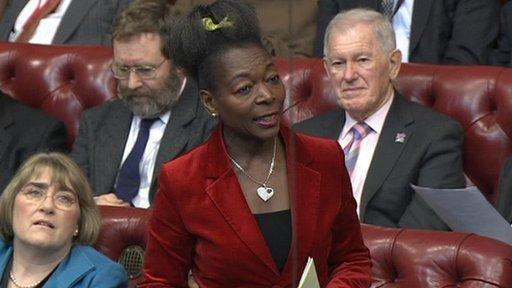 Baroness Benjamin