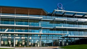 O2 headquarters in Slough, Berkshire