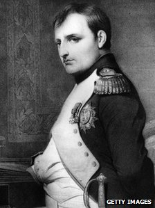 Napoleon Bonaparte in 1810