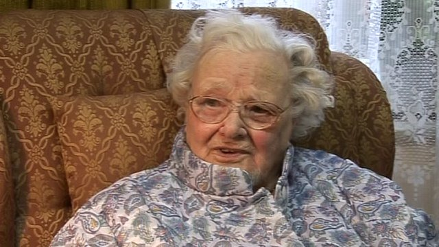 Florence Green, thought to be world's last known surviving service veteran of World War I
