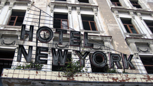 The New York Hotel in Havana