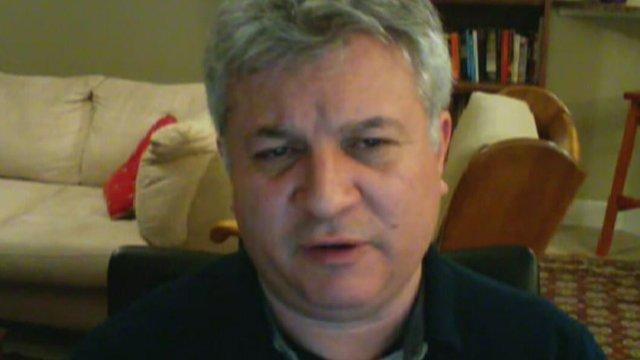Amr Al-Azm, professor of Middle East History
