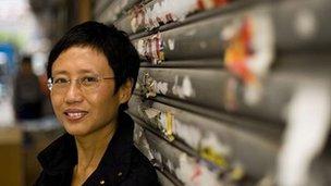 Xu Xi (Image: Paul Hilton)