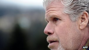 Actor Ron Pearlman