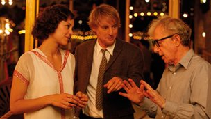 Midnight in Paris is Woody Allen's first best picture hopeful since 1986's Hannah and Her Sisters