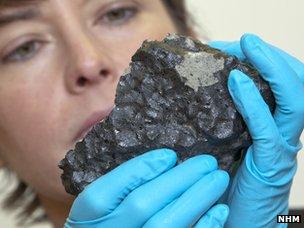 Tissint meteorite (NHM)