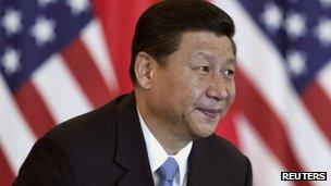 Xi Jinping. File photo