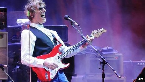 Luis Alberto Spinetta - file photo 2009