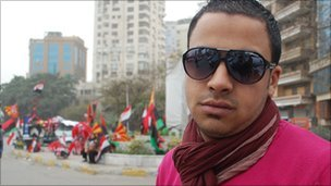 Ashraf Muhammed in Cairo