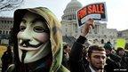 Occupy Congress rally in Washington DC
