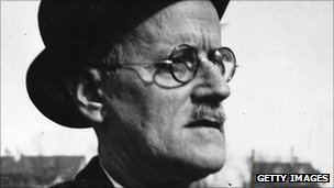 James Joyce in 1938