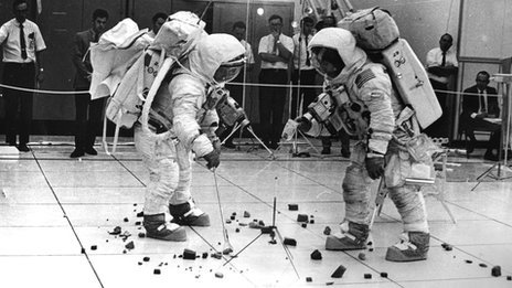 moon rock practice 13 Oct, 1969