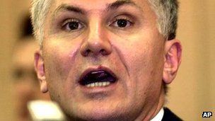 Prime Minister Djindjic was shot dead by a sniper in Belgrade in 2003