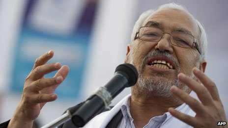 Rashid Ghannouchi