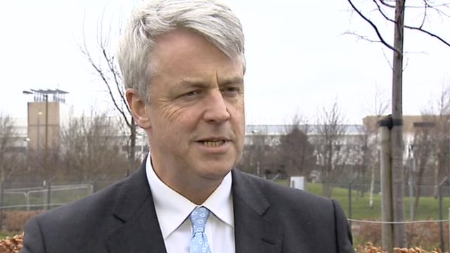 Andrew Lansley MP, Health Secretary