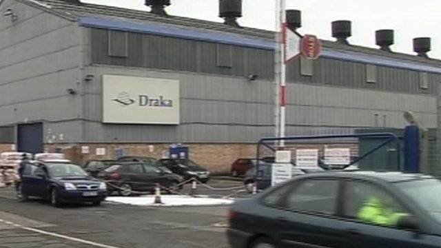 The factory has been located in Derby for more than 80 years