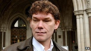 No UK charges for Gary McKinnon