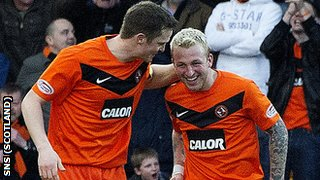 Jon Daly and Johnny Russell