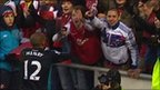 VIDEO: Henry salutes Arsenal fans
